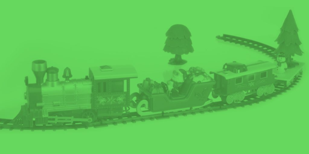 How to turn a cheap toy-train into an IoT device - Olisto