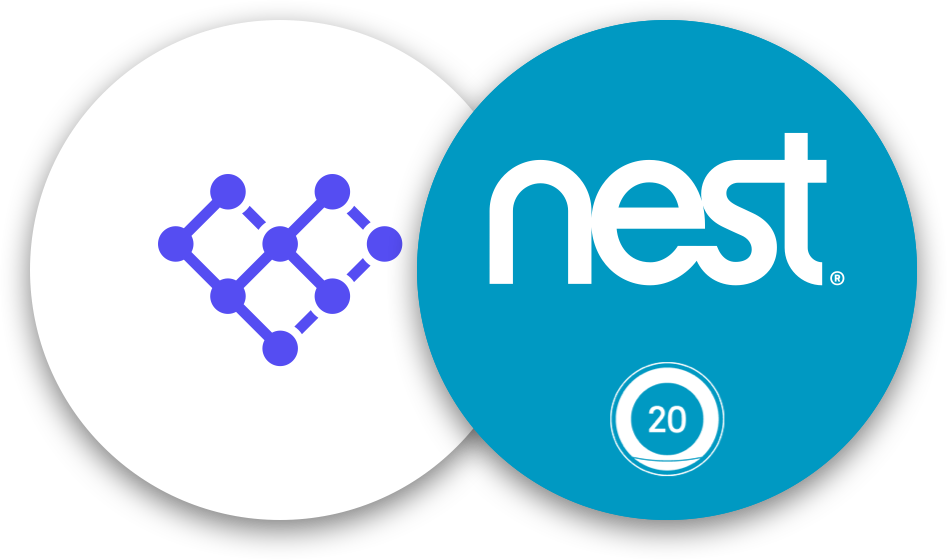 olisto and nest thermostat